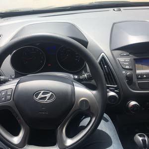 Hyundai Tucson 2015 For sale - Black color