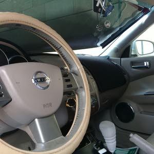 سياره نيسان التيما 2007 للبيع او للبدل