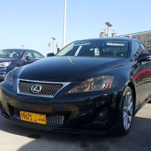 Used condition Lexus IS 2011 with  km mileage