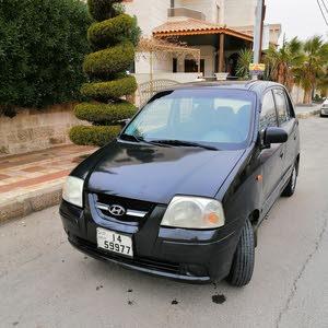 Manual Black Hyundai 2008 for sale