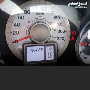Used condition Honda Pilot 2011 with 190,000 - 199,999 km mileage