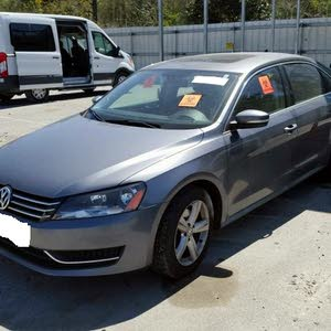 Used condition Volkswagen Passat 2013 with 60,000 - 69,999 km mileage