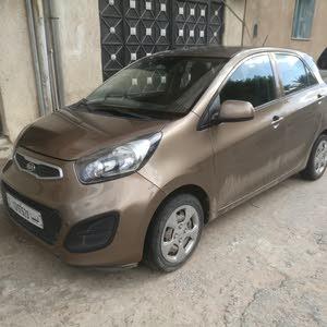 Kia Picanto car for sale 2012 in Tripoli city