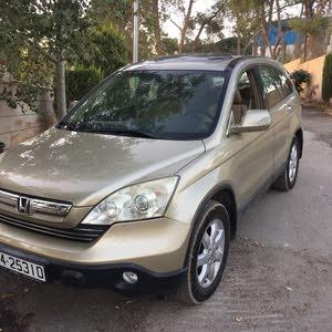 New condition Honda CR-V 2007 with  km mileage