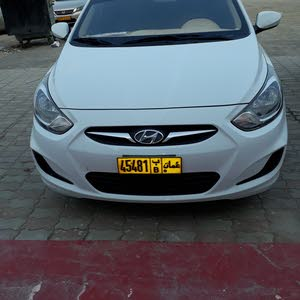 Hyundai Accent car for sale 2015 in Shinas city