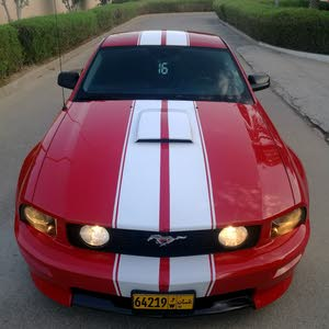 Gasoline Fuel/Power   Ford Mustang 2008