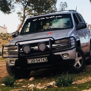 Used condition Chevrolet TrailBlazer 2004 with 1 - 9,999 km mileage