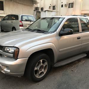 Chevrolet TrailBlazer 2007 For sale - Silver color