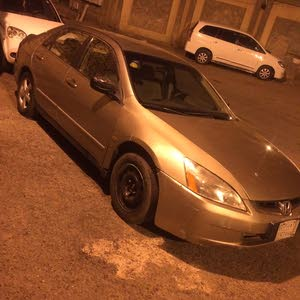 For sale 2004 Beige Accord