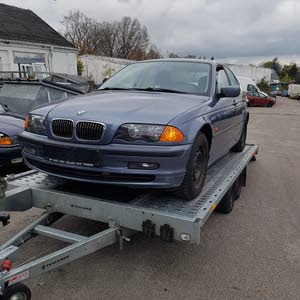 Used condition BMW 320 1999 with 0 km mileage