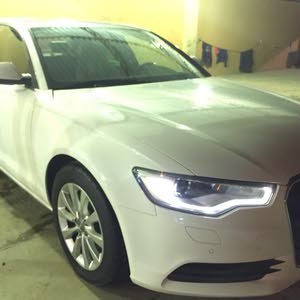 Audi A6 car for sale 2013 in Misrata city
