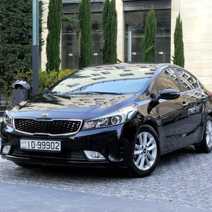 Automatic Kia 2017 for sale - New - Amman city