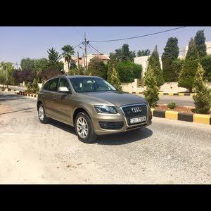 Gasoline Fuel/Power   Audi Q5 2011