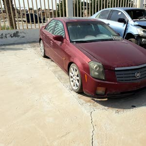 Automatic Maroon Cadillac 2006 for sale
