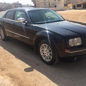 Chrysler 300C 2008 For sale - Black color