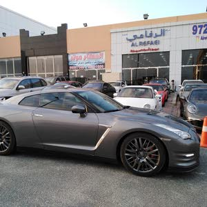 km Nissan GT-R 2015 for sale