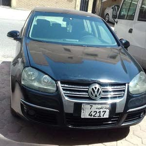 Automatic Black Volkswagen 2007 for sale