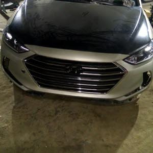Hyundai Elantra car for sale 2018 in Sohar city