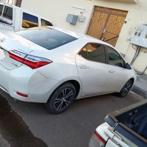 Toyota Corolla 2018 For sale - White color