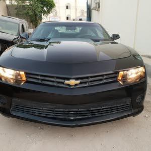 Black Chevrolet Camaro 2015 for sale