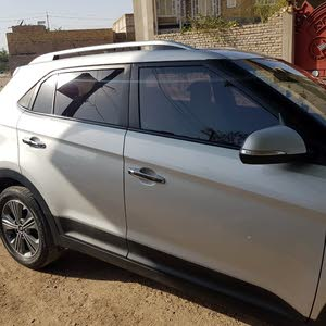 Creta 2017 - Used Automatic transmission