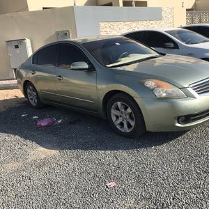 Nissan Altima 2008 GCC First owner second option