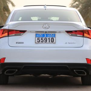 Lexus IS 2017 For Sale