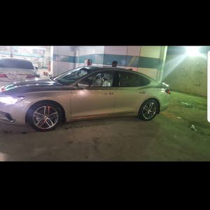 Beige Hyundai Azera 2018 for sale