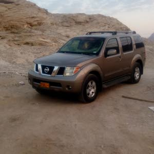For sale 2007 Brown Pathfinder