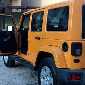 Jeep Wrangler 2012 For Sale
