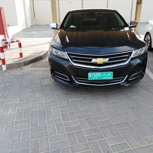 Gasoline Fuel/Power   Chevrolet Impala 2015