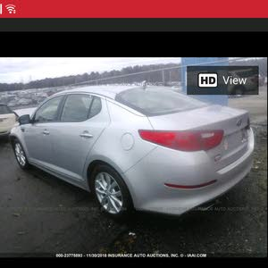 Gasoline Fuel/Power   Kia Optima 2014