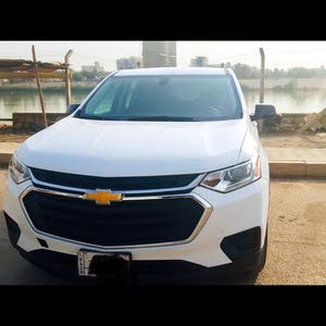 New 2018 Chevrolet Traverse for sale at best price