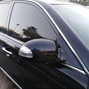 كيا اوبيروس 2008 طرف واحد السيارة
