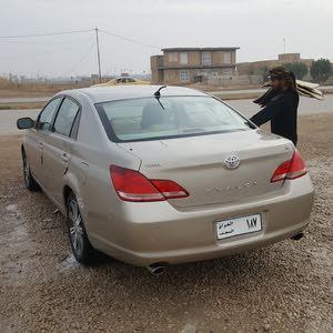 Toyota Avalon in Qadisiyah