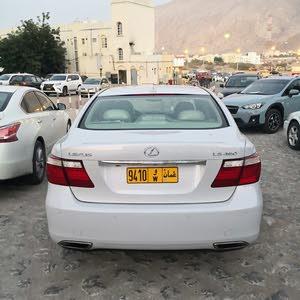 km Lexus LS 2008 for sale