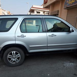 Automatic Beige Honda 2003 for sale