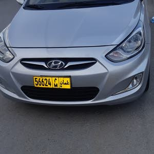 80,000 - 89,999 km Hyundai Accent 2015 for sale