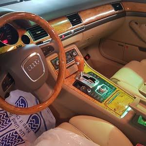 للبيع اودي a8 السيارة اخت الجديدة الموديل 2007 الممشى 90000 الف