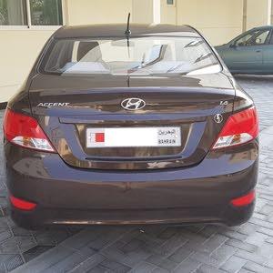HYUNDAI ACCENT 2016 ( 2 CARS AVAILABLE)