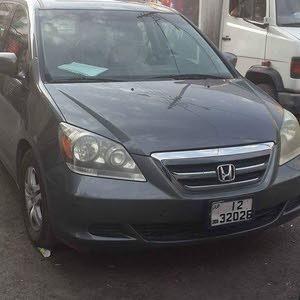 For sale Honda Odyssey car in Amman