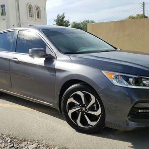 20,000 - 29,999 km Honda Accord 2017 for sale