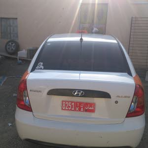 1 - 9,999 km Hyundai Accent 2010 for sale