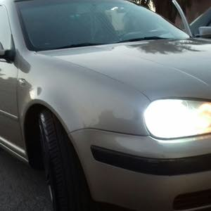 For sale 2003 Gold Golf