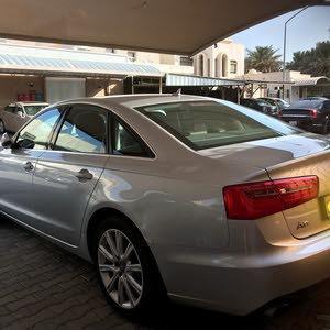 Used condition Audi A6 2014 with 1 - 9,999 km mileage