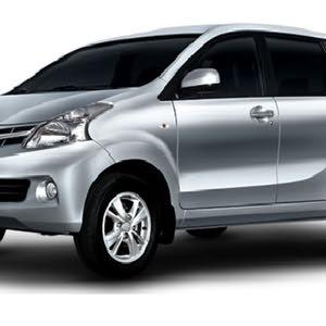 White Toyota Avanza 2018 for sale