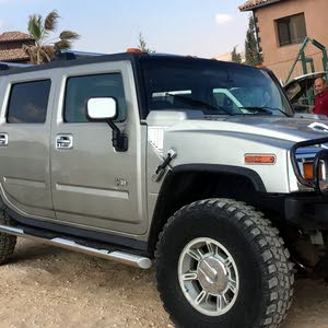 Hummer H2 2004 for sale in Amman