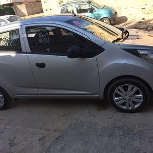 Chevrolet Spark Used in Benghazi