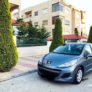 New condition Peugeot 207 2011 with 70,000 - 79,999 km mileage