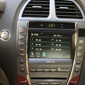 Lexus ES 2008 in an excellent condition